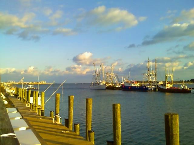 View from Ake Marine